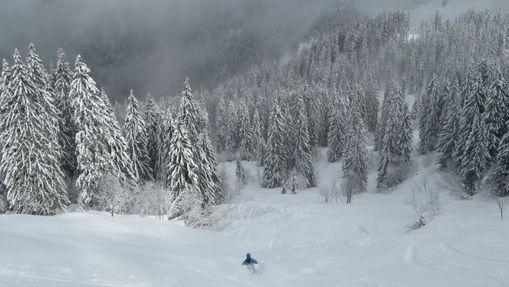 ski hors-piste ''Portes du Soleil''-1