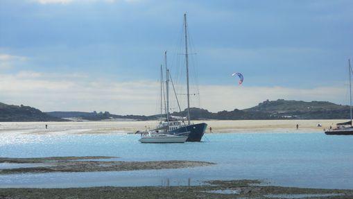 Croisière Îles Scilly sur un ketch de pêche