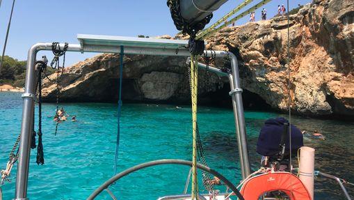 Croisière cabine Majorque & Minorque - voilier 40'