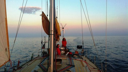 Transatlantique Martinique - Nice en Open 55