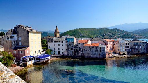 Croisière privée en Corse du Nord - voilier 33'