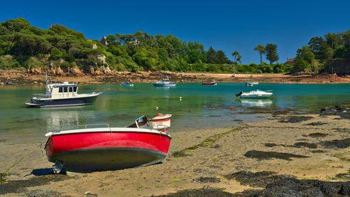 Croisière Bretagne Nord - Voilier 50'