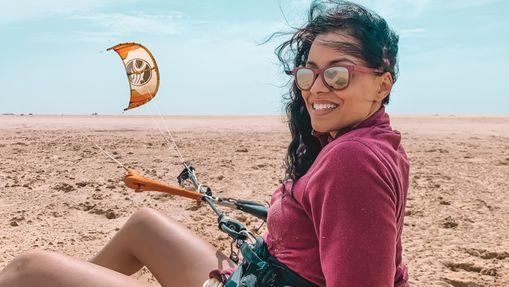 Stage de kite à la découverte des spots de Dakhla