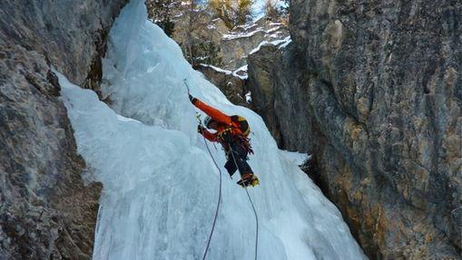 Week-end de cascade de glace  - Hautes-Alpes-3