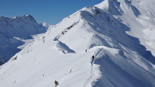 Stage de ski hors-piste-2