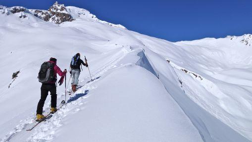 Les Écrins en ski de randonnée-1