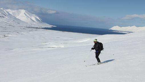 voyage en ski de randonnée en Islande-1