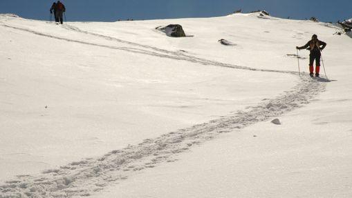 Ascension du Dôme des Ecrins à skis-4