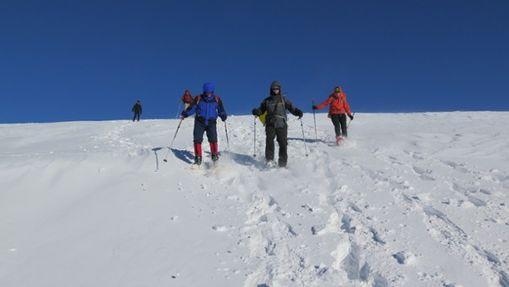 7 jours de raquettes à neige en Corse-8