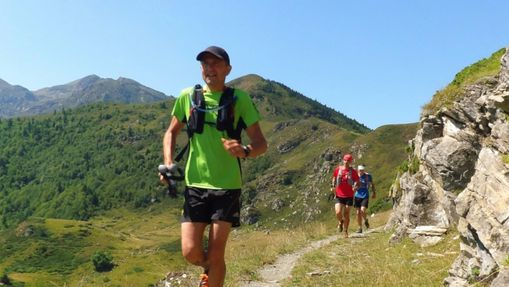Voyage itinérant : 5 jours de trail - pays cathare-14