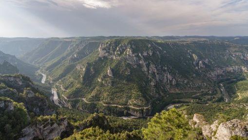 Randonnée dans les Gorges du Tarn-6