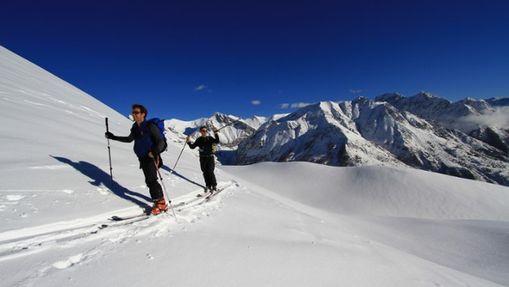 journée ski de randonnée-1