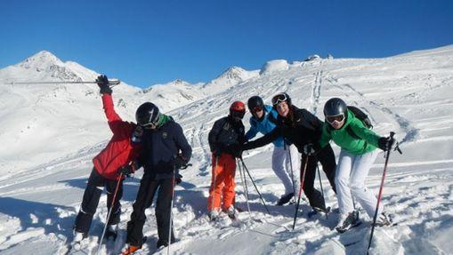 Journée de ski hors-piste aux 3 Vallées-3