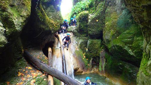 Le canyon du Grenant-2