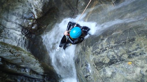 Canyon de Montmin -1
