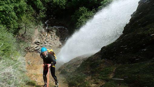 Canyon de la Pissarde -1