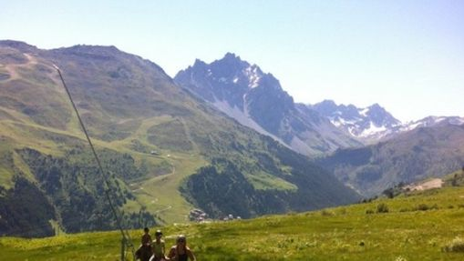 Week-end de randonnée à cheval dans la montagne-3