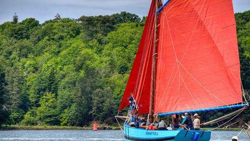 Voile en Bretagne : Croisières en voilier, Régate, Voile sportive page 2
