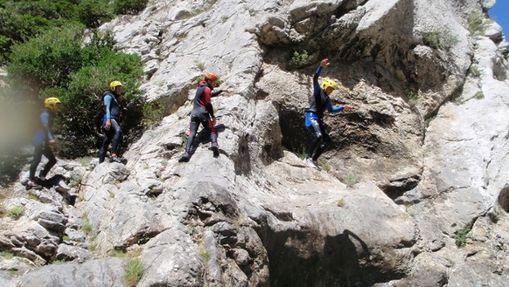 Canyoning Découverte Gorges de Galamus-1