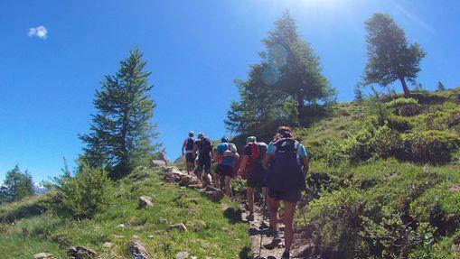 Reconnaissance de parcours Trail en Haute-Savoie-5