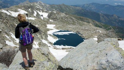 Randonnée à la journée au  Monte Renosu-7