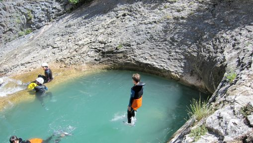 Week-end Canyoning-4