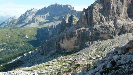 Séjour d'escalade dans les Dolomites-4