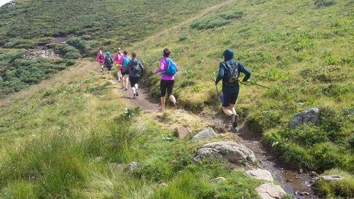 4j initiation au trail dans les Monts du Cantal-5
