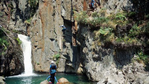 Canyoning en Ariège : le canyon de Marc-6