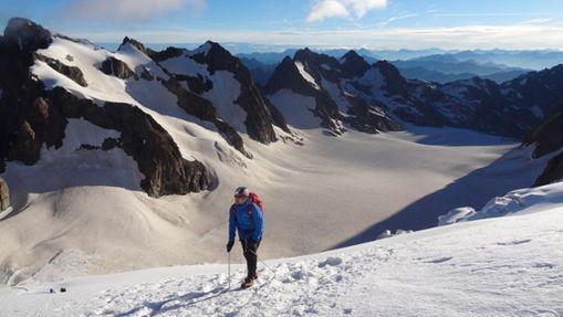 Dôme des Écrins 4015 mètres-6