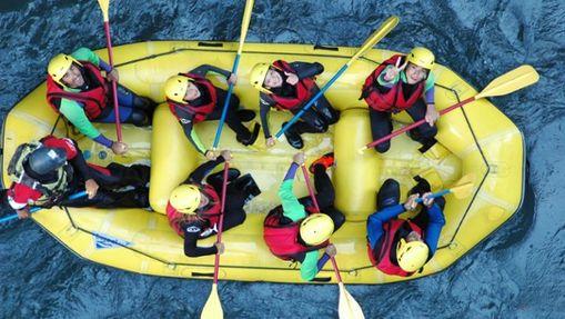 Découverte du rafting sur l'Ubaye-3