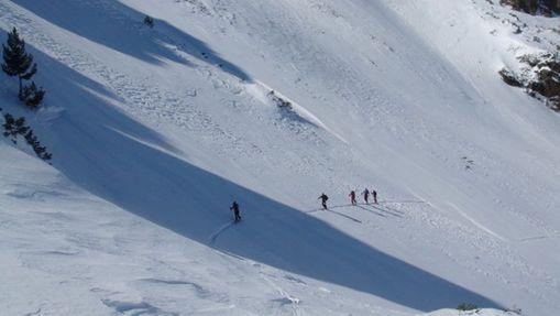 Stage initiation au ski de randonnée à Val d'Isère-3