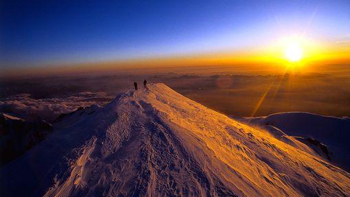Le Mont Blanc par la voie normale - 5 jours-6