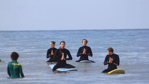 Séjour Surf & Yoga en Surf Camp à Tamraght-7