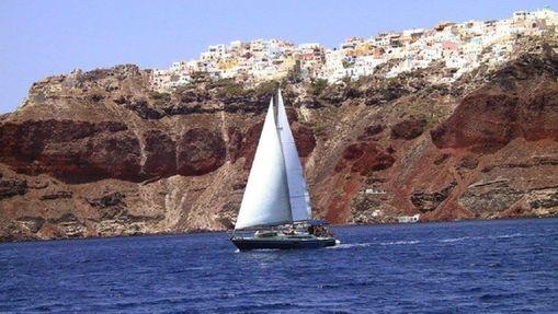Croisière dans les Cyclades au départ de Santorin