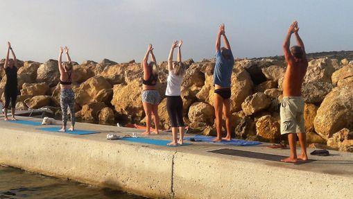 Voile & Yoga dans les Cyclades-7