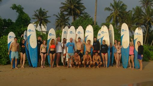 Full Surf Lessons package 07 nights -2