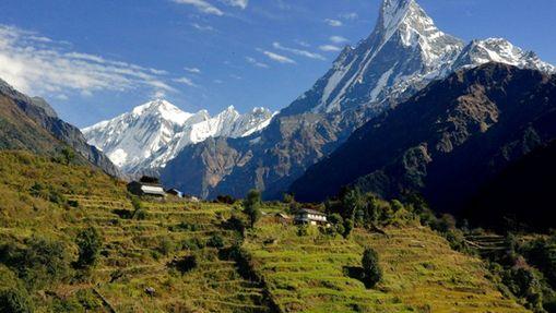 Sanctuaire de l'Annapurna-5