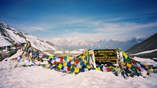 Grand Tour des Annapurnas-1