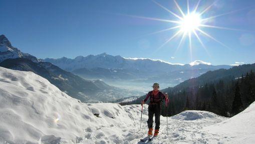 Ski de rando et balneo au pays du Mont Blanc-3