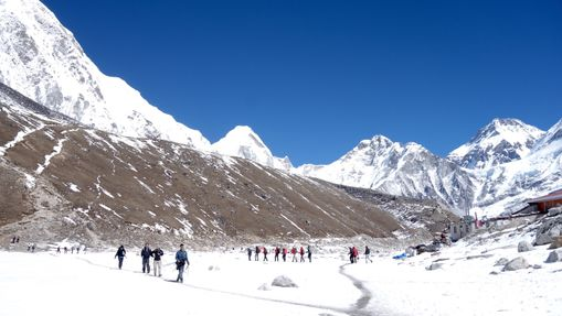 Camp de Base de l'Everest & Kala Pattar-5