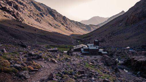 Haut-Atlas et Toubkal - trek privatisé