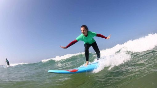 Un mélange de surf & yoga pendant 5 jours-7