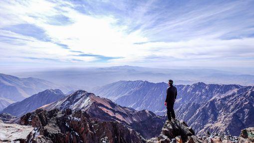 Ascension du Toubkal en 3 jours