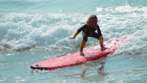 Stage de surf sur le célèbre spot de La Torche-7