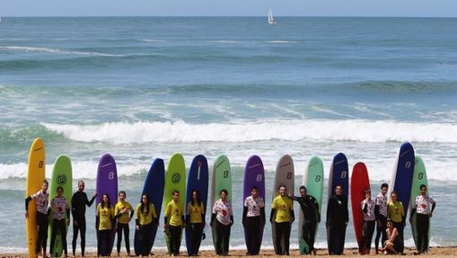 Surfcamp intenssif Adultes-10