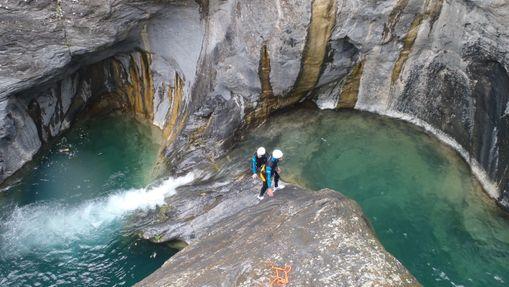 week end canyoning-7