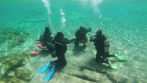 PADI Open Water à Malte-1