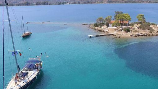 Le Golfe Saronique au départ d'Athènes-15