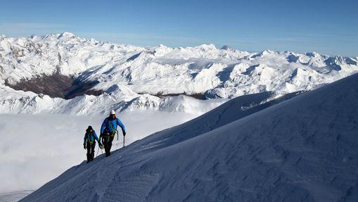 Du Cervin au Mont Rose - Traversée alpinisme -1